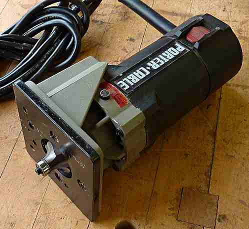 A porter cable laminate trimmer