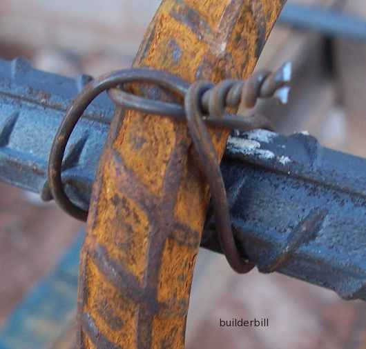 tie wire for fixing rebar