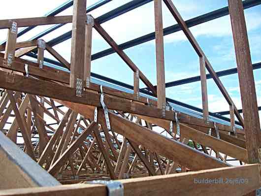 reducing trusses