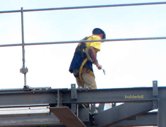 roofing safety, edge protection