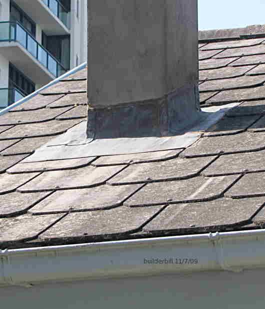asbestos tile roof