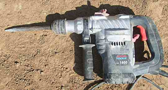 Another oil bath hammer drill
