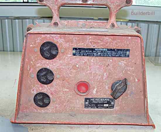 Heinman safety box