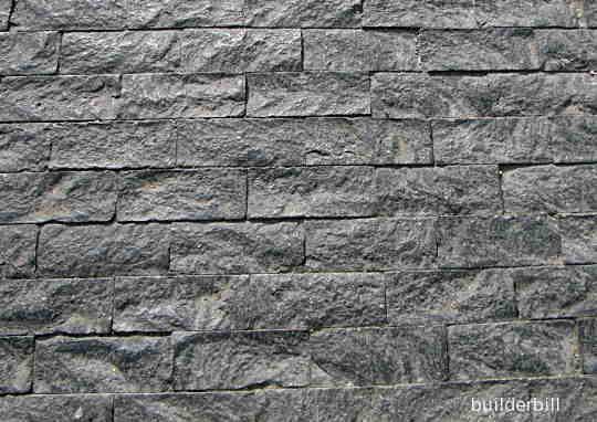 sawn stone  veneer