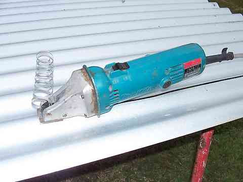 makita power shears