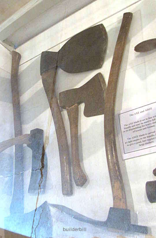 axes and adzes