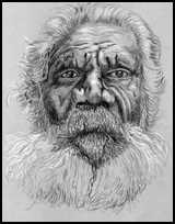 elder from Peppermiati daly river region