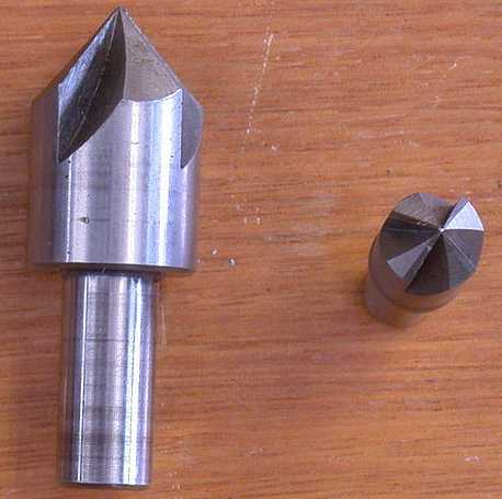 small countersink bits