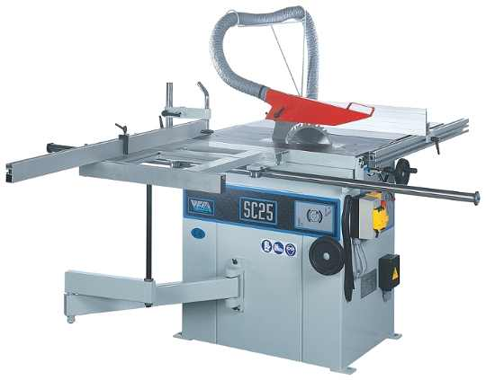 A small panel saw