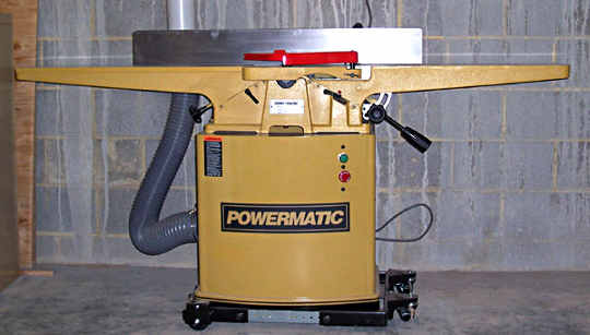 a smaller jointer