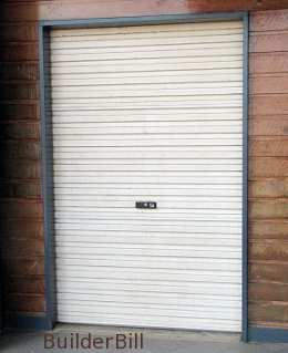 lightweight roller door
