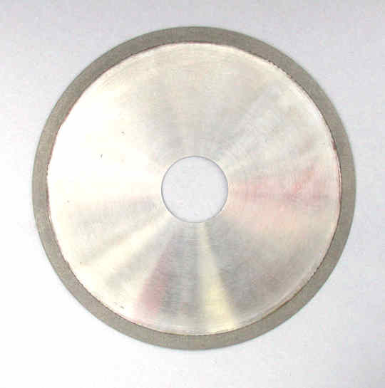 a smooth diamond saw blade