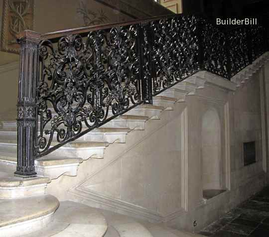 stair spandrel