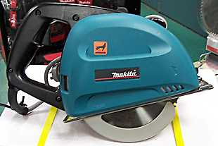 Makita 4131 cold metal saw