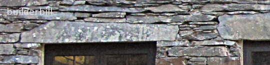 lakeland stone window head lintels