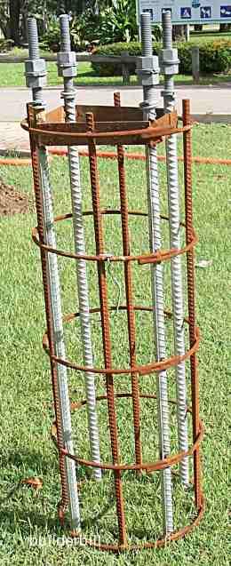 welded ligatures