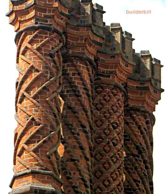feature brickwork