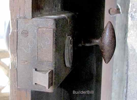 A very old combination deadlock and latch