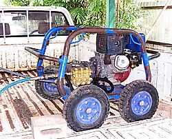 3000 psi water blaster - cleaner