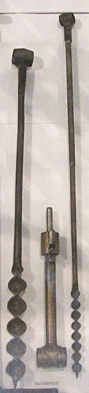 hand augers