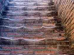 Ayuthaya steps