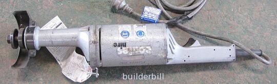 a makita straight grinder