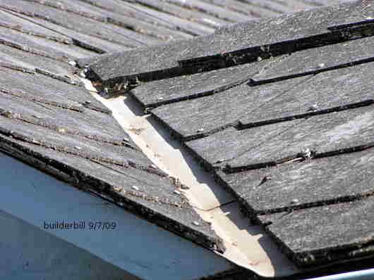 imitation slate or shingle tiles