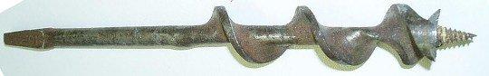 brace auger