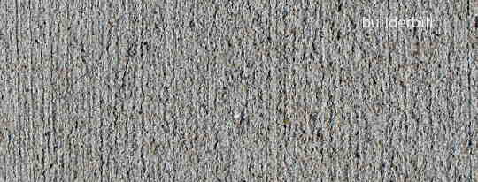 broom finished concrete pavement