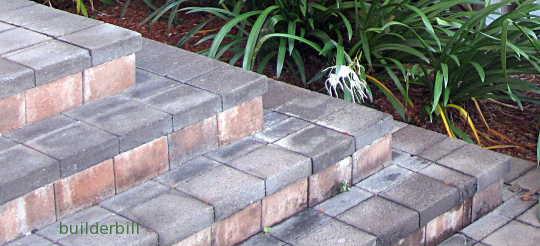 paving bricks or blocks