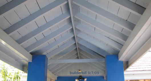 a small couple roof