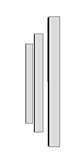 checking columns for plumb