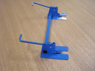 ezy hang lifter showing lifting bars