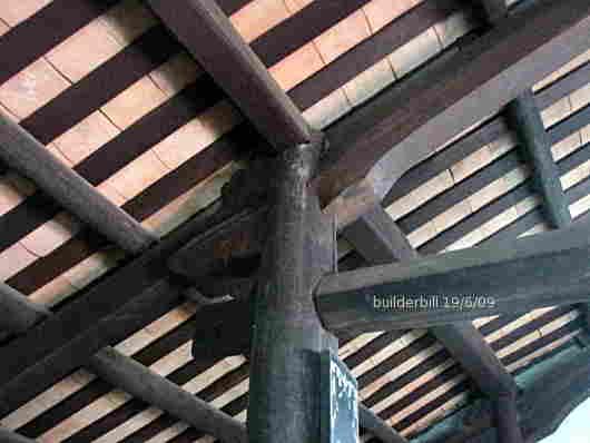 roof framing vietnam