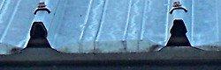Klip Lok roof sheeting