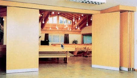 operable wall systems