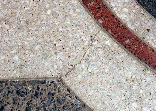 a crack at a re-entrant corner