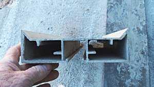 proprietry aluminium form